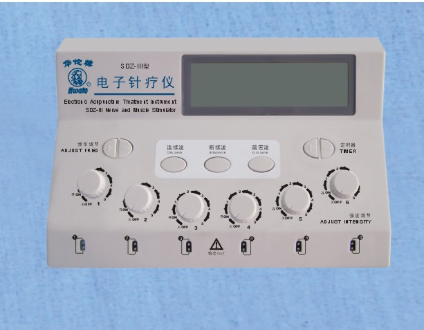SDZ-III/IV Nerve and Muscle Stimulator